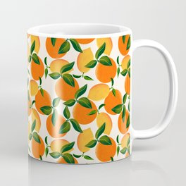 Oranges and Lemons Coffee Mug