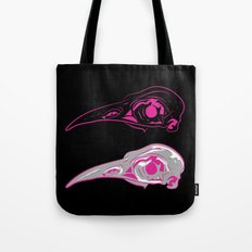 bird skulls are cool now Tote Bag
