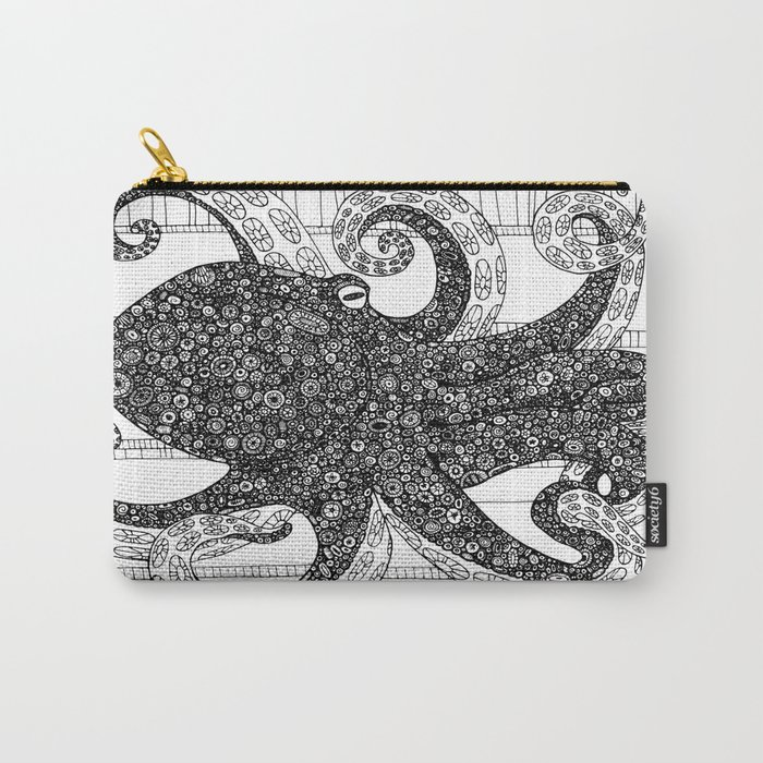 Mr. Octo Carry-All Pouch