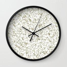 15 Wall Clock
