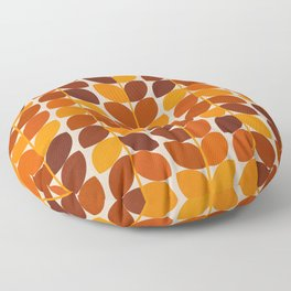 Fall Leaves Floor Pillow
