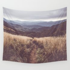 Bieszczady Mountains Wall Tapestry