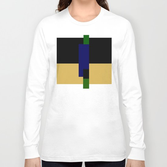 rectangle play Long Sleeve T-shirt