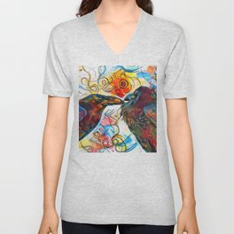 You Are So Beautiful To Me Unisex V-Neck