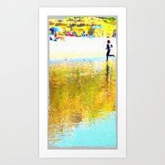 Encinitas, Oct. 2012 Art Print