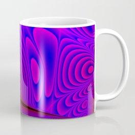 Fractal Ripples Coffee Mug