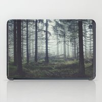 marina and the diamonds iPad Cases featuring Through The Trees by Tordis Kayma