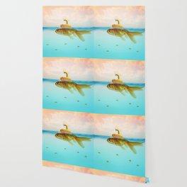 Submarine Goldfish Wallpaper