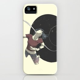 Vortex iPhone Case