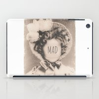mad iPad Cases featuring MAD by Oddworld Art