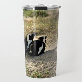 Penguin Naptime Travel Mug