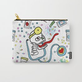 Dr. Feelgood Carry-All Pouch