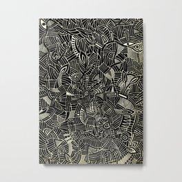 - dynamo - Metal Print