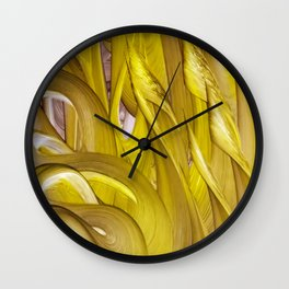Annwn Wall Clock