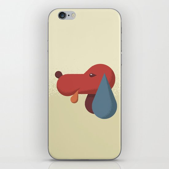 Dog iPhone & iPod Skin
