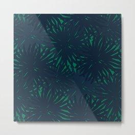 Deep Summer - Urchins Metal Print