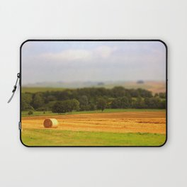 Miniature Countryside Laptop Sleeve