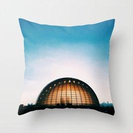Villa Lobos Throw Pillow