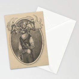 Dr. Keras Stationery Cards