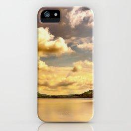 Lake District (4) iPhone Case