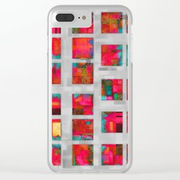 Big Time Thirty Three Clear iPhone Case