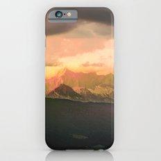 Escaping  -  Mountains - Dachstein, Austria Slim Case iPhone 6s