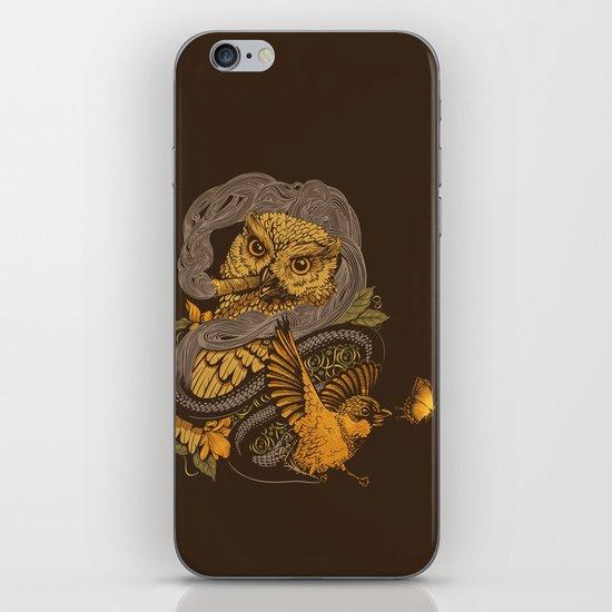 BIGMEAL iPhone & iPod Skin