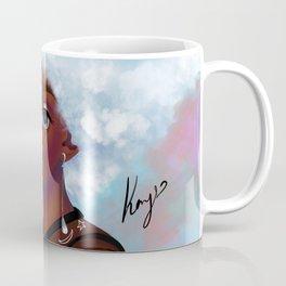 head in the cloud Coffee Mug