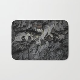 Iceland Rock wall Bath Mat