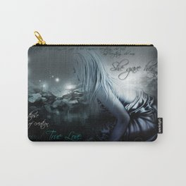 SATIN Carry-All Pouch