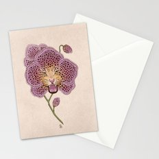 Wild Orchid Stationery Cards