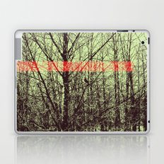 known Laptop & iPad Skin
