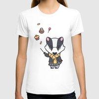 hufflepuff T-shirts featuring Hufflepuff by Kiell R.