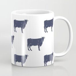 Cow Pattern | Cow Spots Farm Farmer Animal Milk Coffee Mug