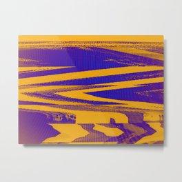 Digital Died/Mustard Jam Metal Print