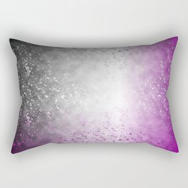 With Ace Pride Rectangular Pillow