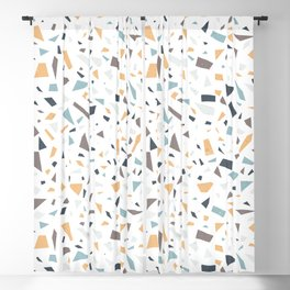 Terrazzo (Light) Blackout Curtain
