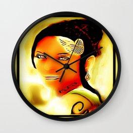 Candy Nebiyah Ashere 01-02 Wall Clock