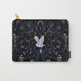 Moonlight Owl Carry-All Pouch