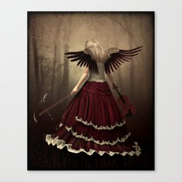 angels symphony Canvas Print