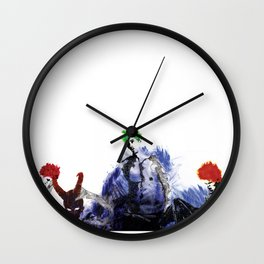 A dagger of the mind Wall Clock