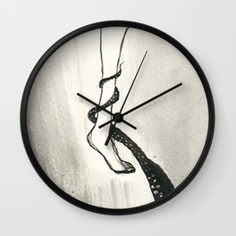 From the Deep Wall Clock