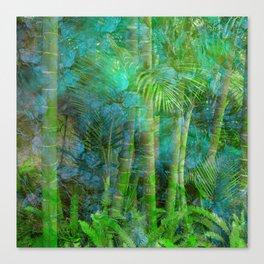 Tropical Mood Canvas Print