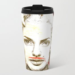 beauty Metal Travel Mug