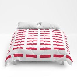 flag of monaco -monegasque,monte carlo,Grimaldi,Albert,casino,Mediterranean,French Riviera Comforters