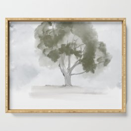 The Giving Tree Serving Tray