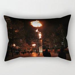 FLAME Rectangular Pillow