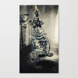 The Emperor { Major Arcana series } Canvas Print