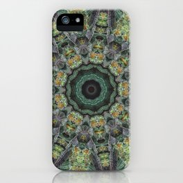 Strawberry Cough Circles iPhone Case