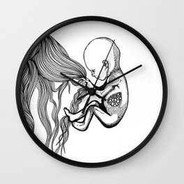 [oneness]  Wall Clock